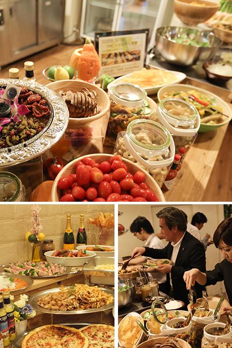 渋谷グリーンラウンジ ホームパーティープラン
